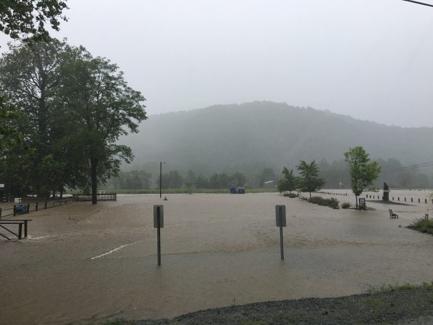 Sights & Sounds of Flooding Event - Sunday June 9, 2019