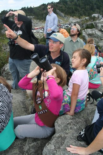 Grandfather Mountain hosts Girl Scout Day Sept. 14