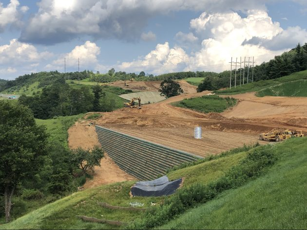 Largest Reliability Project in Blue Ridge History Progresses with Rutherwood Substation