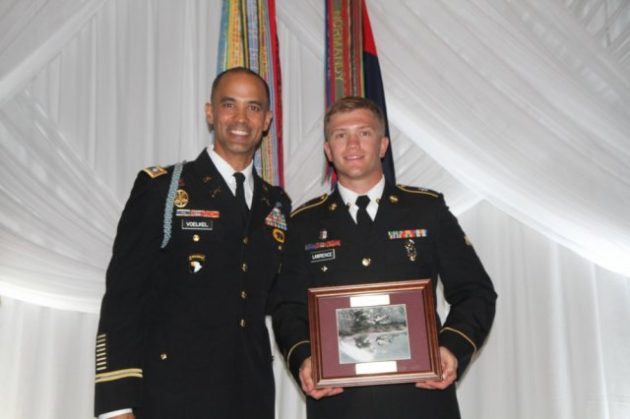 Boone Native Spc. William Lawrence Honored With Army Award For Heroic Efforts As A Medic